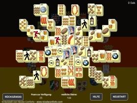 mahjong spinne